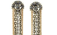 Cleo Fringe Statement Earrings