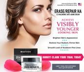 Erase Repair HA- 100% Safe and Herbals Ingredients