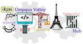 Supported by the Umpqua Valley STEAM Hub