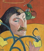 Gauguin Self-Portrait