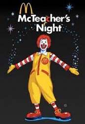 Price McTeacher Night