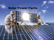 Solar Power For Home - Shed Light To Solar Power Facts Life