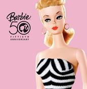 The original 1959 Barbie