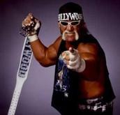 Hulk Hogan's Silky Skin