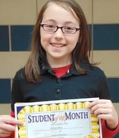 Carolina Sharp - Fifth Grade