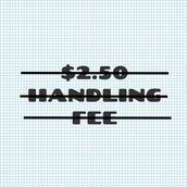 Handeling Fees?