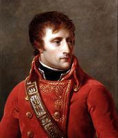 Napoleon, geschilderd door Antoine-Jean Gros