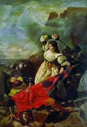 María Pita was born and died.