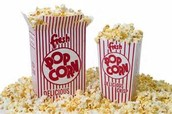 Popcorn Party!