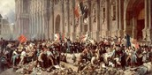 Picture from the French revolution