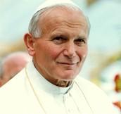 St John Paul II was the FIRST Polish Pope