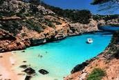 Ir a Las Famosas Playas (Majorca)