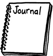 Have you ever kept a journal? What did you write about?
