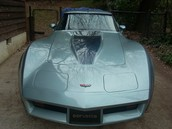 Rare Find - Corvette with Low Miles in GREAT Condition!