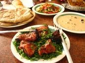 Egypt's food