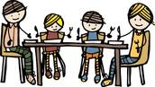 Dinnertime Conversations...
