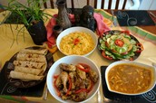 Kenyan Dishes