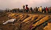 At least 500,000 Tutsis were killed