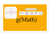 g(Math) for Google Forms