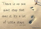 Assign Little Steps