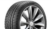 21-Inch Winter Tire Set