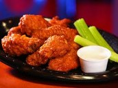 Come try our world famous wings!!!!!!!!!!!!!!!!!!!!!!