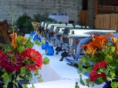 Choose a best business catering