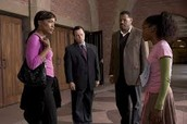 Argument between Akeelah and her mother