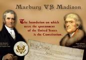 Importance of Marbury vs. Madison Case