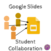 Google Slides collaborative guide for students
