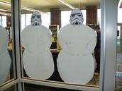 Storm Trooper Snowmen