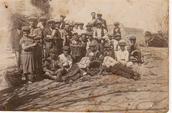 קבוצת החלוצים שהקימו את רמת גן