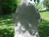 Peter Salem's Grave
