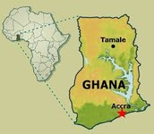 GHANA became wealthy