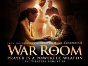 War Room movie and discussion