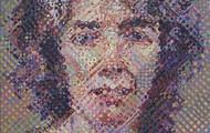 """Elizabeth, 1989, 72""""x60"""""""