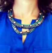Mercurey necklace