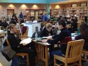Weston High School Library