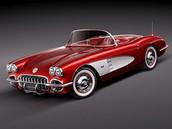 1st Generation Corvette Introduction