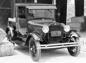 A Car Made by Henry Ford