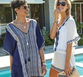 Tunics that take you from pool to party