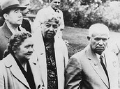ER & Nikita Khrushchev
