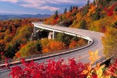Blue Ridge Parkway is a sight to see!!!