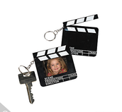 Director's Picture Frame Keychain