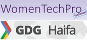 This event is brought to you by WomenTechPRO & GDG Haifa