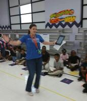 Go Ms. Brandt!
