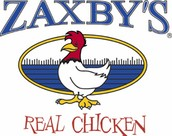 First Baptist Academy Zaxby's Night