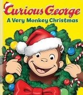 It's a Very Monkey Christmas!