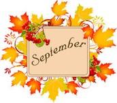 This Week-September 14-18