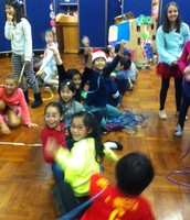 Year 5's Christmas Party!